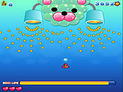 Ball Barrage Shooting game