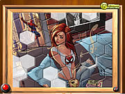 Juega al juego gratis Spiderman Love - Fix My Tiles