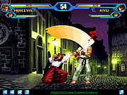 Juega al juego gratis King Of Fighters v 1.3