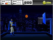 Juega al juego gratis Batman - I Love Basketball