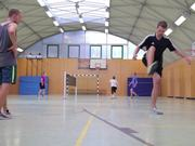 Watch free video Freestyle Football & Footbag