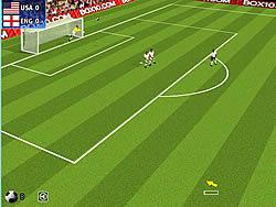 World Cup Kicks game