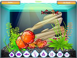 My Lovely Aqua game