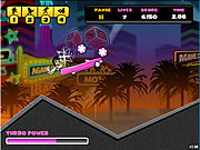 Uphill Vegas game