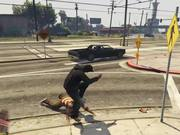Guarda cartoon gratuiti  Grand Theft Auto V Killing Pedestrians