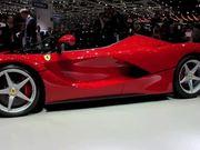 观看免费卡通片 Ferrari LaFerrari Highlights at 2013 Geneva