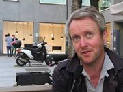Watch free video ronan bouroullec interview on the theca sideboard
