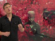 Watch free video Richard Mosse, Infra, Jack Shainman Gallery NY