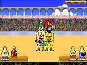 Juega al juego gratis Swords and Sandals - Gladiator