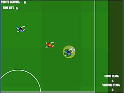 Soccer Shootout Game game