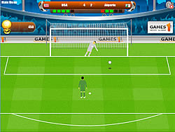 World Cup Penalty 2010 game