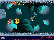 Swim Mr. Fish game