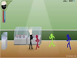 Baker's Defense game
