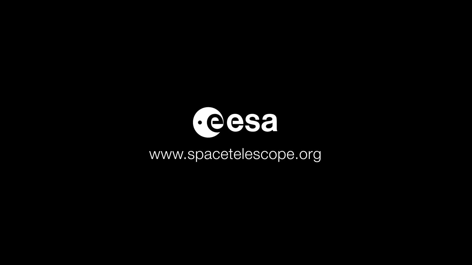 Watch free video Hubble in Space (artist's impression)