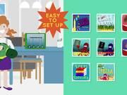 Watch free video Zumo Learning System 1