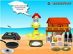 Chicken Masala Recipe game