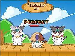Dance Cat game