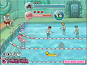 Juega al juego gratis Cool Smimming Pool