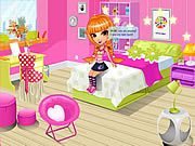 Cute Yuki's Bedroom لعبة