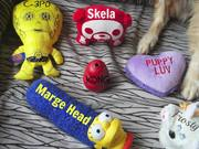 Dog Toy Name Recognition Game
