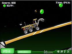 Alien Rover game