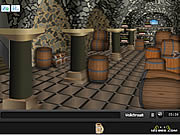 Juega al juego gratis Wine Cellar Escape