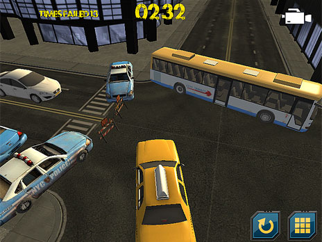 NYC Taxi Academy game
