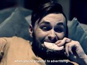 Mira dibujos animados gratis Cherkashin Commercial: Thanks Advertising