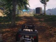 Watch free video Grand Theft Auto V Mountain Drift