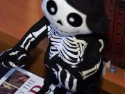 Watch free video The Toy Halloween Skeleton Version