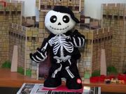Watch free video The Toy Halloween Skeleton Version