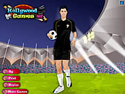 Game Christiano Ronaldo Dressup