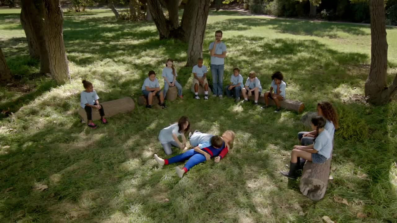 Watch free video Bay Area Shakespeare Camp Video: CPR