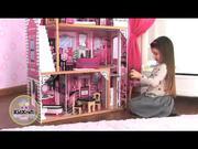 Watch free video Stile Baby Interio - Kidkraft Amelia Doll House