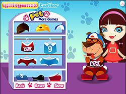 Super Pet Contest game