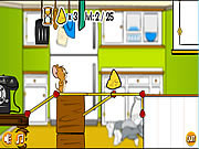 Juega al juego gratis Tom and Jerry - Rig-A Bridge