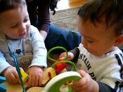 Watch free video Grandma Brings a New Toy