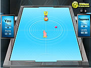 Spongebob Squarepants - Hockey Tournament game