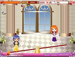 Princess Fashion Catch game