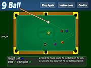 Juega al juego gratis 9 Ball