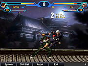King Of Fighters Wing game