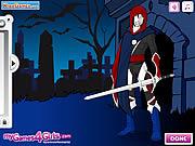 Juega al juego gratis Boy Vampire