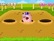 Watch free video Pigs Whack Video Game