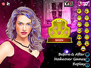 Kate Winslet Celebrity Makeover game