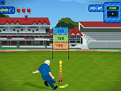 FieldGoal game
