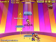 Juego Circus Acrobats