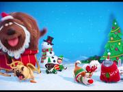 Watch free video The Secret Life of Pets Holiday Trailer