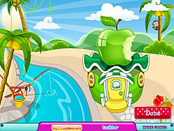 Sweet Fruity House game