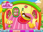 Sweet Fruity House لعبة