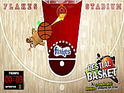 Bestial Basket game